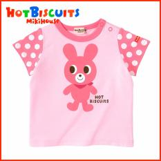 Buy Mikihouse Hot Biscuits T Shirt With Printed Whole Body Character Mikihouse Hot Biscuits Original