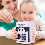 Purchase Mini Cute Coin Bank Money Box Password Lock Safety Electronic Cash Specie Deposit Intl