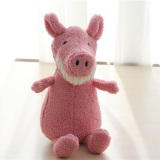 Mimosifolia Mini Piggy Grinning Teeth To Appease The Doll Birthday Present Plush Stuffed Animal Toys Lumbar Cushion Pillow 28Cm Intl Compare Prices
