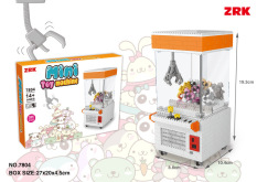 Review Mini Small Particles Diamond Clip Dolls Game Machine Other On China
