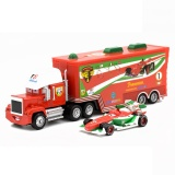 Low Price Mitps 2Pcs Lightning Mcqueen Uncle Jimmy The King 1 55 Diecast Metal Alloy Modle Toys Car Gift For Kids Intl