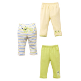 Cheap Mom And Bab Long Pants 3Pk Frog