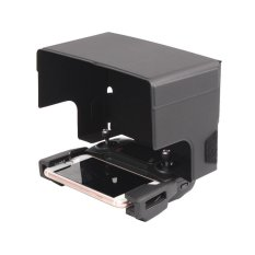 Buy Cheap Monitor Sun Hood Sunshade For Dji Mavic Pro Remote Control Mobile Phone Tablet Black Intl