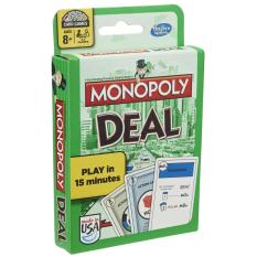 Monopoly Deal Card Free Shipping