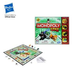 Get Cheap Hasbro Monopoly Junior