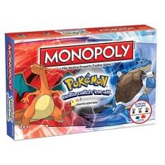Discount Monopoly Pokemon Kanto Edition Monopoly Singapore