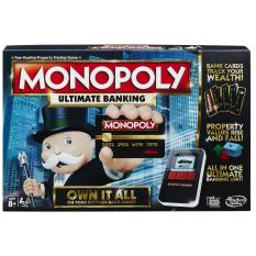 How Do I Get Monopoly Ultimate Banking Hasbro