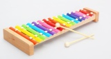 Buy Montessori Kids Toy Baby Toys Colorful Fifteen Sounds Knock Xylophone Learning Educational Preschool Training Brinquedos Juguets Intl