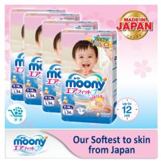Who Sells Moony Air Fit Tape Type L 54 Pieces X 4 Packs Jpq The Cheapest