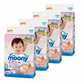 Discount Moony Airfit Tape Diaper Size M 64Pcs Pack X 4 Packs