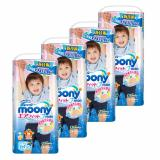 Moony Man Airfit Pants Size Xl For Boys 38Pcs Pack X 4 Packs Best Price