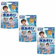 Buy Moony Swim Pants Size Xl Boy 3Pcs X 3 Packs Moony