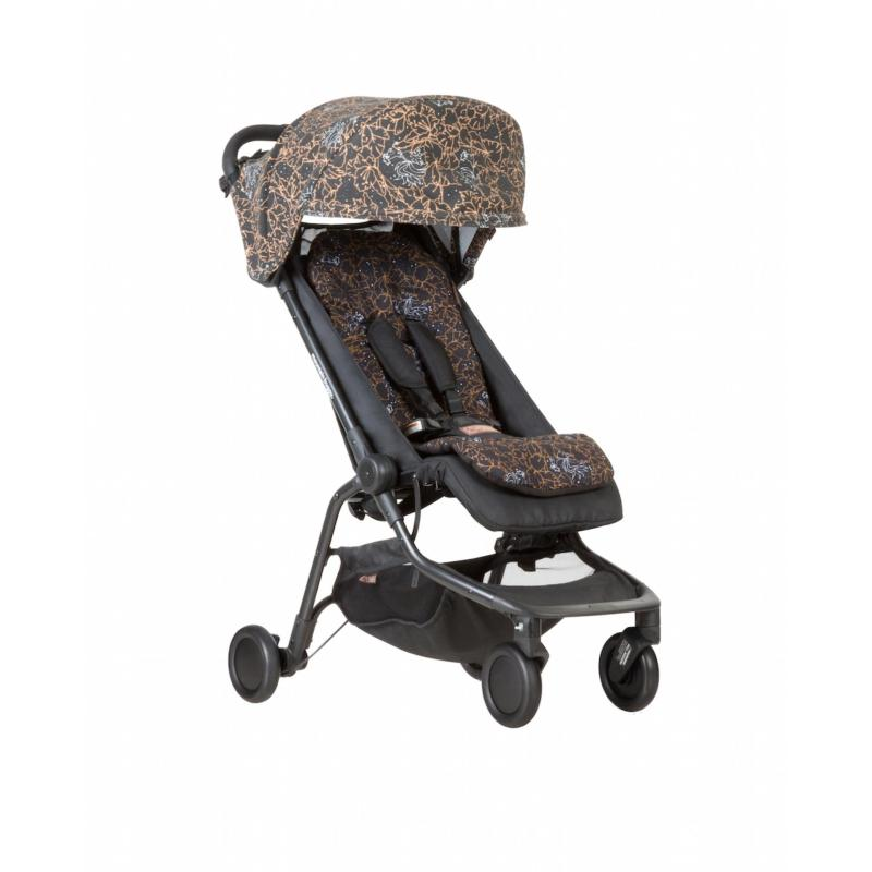 Mountain Buggy Nano (Rooster Limited Edition - Reversible Rooster Edition Seat Liner) Singapore