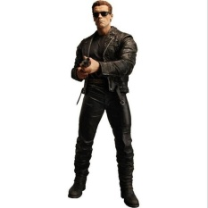 Movie Arnold Schwarzenegger The Terminator Model Action Figure Pvc Toy Intl Deal