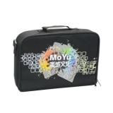 Moyu Cube Bag Black Shoulder Bags For Magic Puzzle Cube 2X2 3X3 4X4 5X5 6X6 7X7 8X8 9X9 10X10 All Layer Toys Intl Lower Price