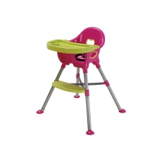 Review Multi Function Baby Dining Chair Adjustable Baby Toddler Booster Feeding Highchair Safety Seat With Harness Tray Intl Oem On China