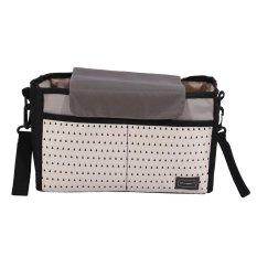 Multi Function Stroller Storage Bag For Baby Stuff Collection Black Intl Best Buy