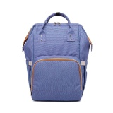 Lowest Price Multi Functional Large Capacity Travel Backpack Blue Purple Intl