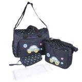 Retail Price Multi Functional Mummy Ote Bags Large Capacity Storage Handbag Dark Blue Buy 1 Get 1 Free Gift