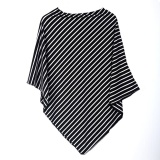 Buy Multi Use Baby Nursing Cover Black Stripe Stroller Cover Intl Lifetree