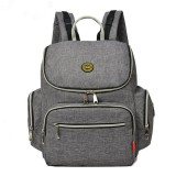 Review Multifunction Mummy Backpack Mummy Changing Bag For Stroller Nappy Travel Baby Grey Intl Not Specified On China