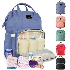 Sale Mummy Maternity Nappy Diaper Bag Large Capacity Baby Bag Travel Backpack Intl Online On China