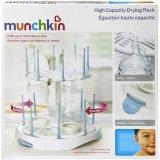 Munchkin High Capacity Bottle Drying Rack On Singapore
