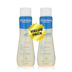 Where Can I Buy Mustela Gentle Baby Shampoo 200Ml Twin Pack