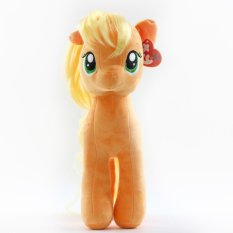 Store My Little Pony Pony Baoli Rainbow Plush Toy Doll(Orange 30Cm) Intl Tap On China