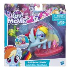 Cheaper My Little Pony The Movie Rainbow Dash Undersea Sports