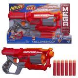 Nerf N Strike Elite Mega Cycloneshock Blaster Free Shipping