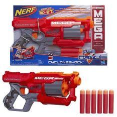 Brand New Nerf N Strike Elite Mega Cycloneshock Blaster