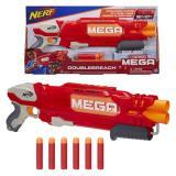 Lowest Price Nerf N Strike Mega Doublebreach Blaster