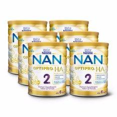 Recent Nestle® Nan® Optipro® H A 2 Follow Up Formula 800G X 6 Pcs