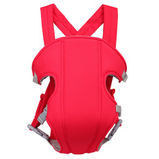 New Born Baby Infant Adjustable Wrap Sling Carrier Backpack Pouch Baby Nursing Care Product Red By Vococal Shop.