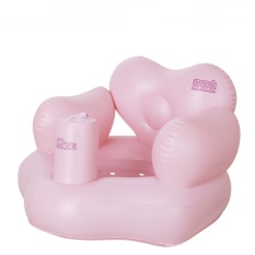 Compare New Multifunctional Portable Inflatable Baby Infant Toddler Learn Training Seat Thickened Safety Sofa Bath Dining Chair Playing Toy Non Toxic Pvc Mat Ic 005 Pink Intl Prices