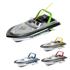 Sale New Radio Remote Control Rc Super Mini Speed Boat Dual Motor Kid Toy Online On China
