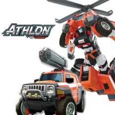 Who Sells New Tobot Athlon Ambulun Young Toys Transformer Car Robot Childrens Toys Latest Tobot Best Gift For Children Intl The Cheapest