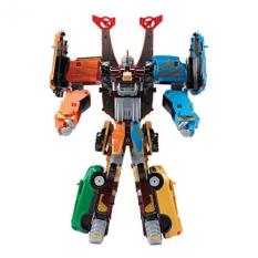 New Tobot Giga Seven 7 Copolymer Toy Robot Transforming Robot Shopping