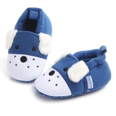 Newborn Toddler Baby Boy Girl Infant Warm Snow Boots Soft Sole Booties Shoes For 0-