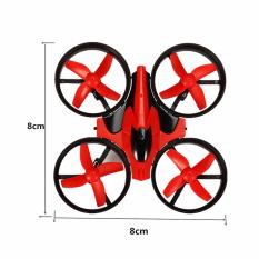 Sale Nihui Nh 010 Mini Quadcopter Drone Rtf Helicopter Ufo Drone Gyro 2 4Ghz 4Ch 6 Axis Singapore Cheap