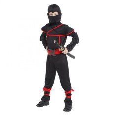 Best Ninja Costumes For Kids Classic Halloween Costumes Cosplay Without Weapon Intl