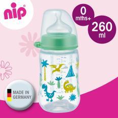 Nip Wide Neck Bottle 260Ml Green Discount Code