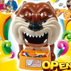 Price Novelty Prank Party Toys Beware Of Barking Dog Steal Bones Electric Toy Intl Oem Original