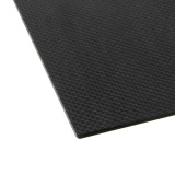 Oh 200×300×3Mm With 100 Real Carbon Fiber Plate Panel Sheet 3K Plain Weave Export Sale