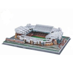 Who Sells The Cheapest Old Trafford Stadium 3D Jigsaw Model Football Puzzle Intl Online