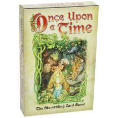 Once Upon A Time The Storytelling Card Game 3Rd Edition Lowest Price
