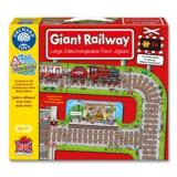 Sale Orchard Toys Giant Road System Giant Railway Puzzle