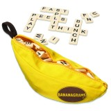 Top 10 Original Bananagrams Word Puzzle Game 144 Tiles In Bananagrams Bag