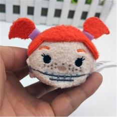 Original Finding Dory Darla Girl Cute Mini Plush Toy Phone Screamer Collection - intl